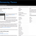 Modern Paper Theme for WordPress preview image