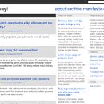 Gangway theme for WordPress