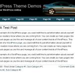 Nitrous Theme for WordPress image preview