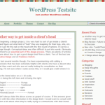 Treasure Theme for WordPress preview image