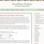 Treasure Theme for WordPress preview image