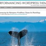 Photopress theme for WordPress preview thumbnail