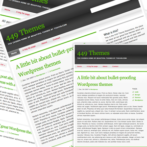 Simplicity Theme for WordPress preview