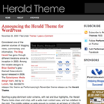 Herald Theme for WordPress