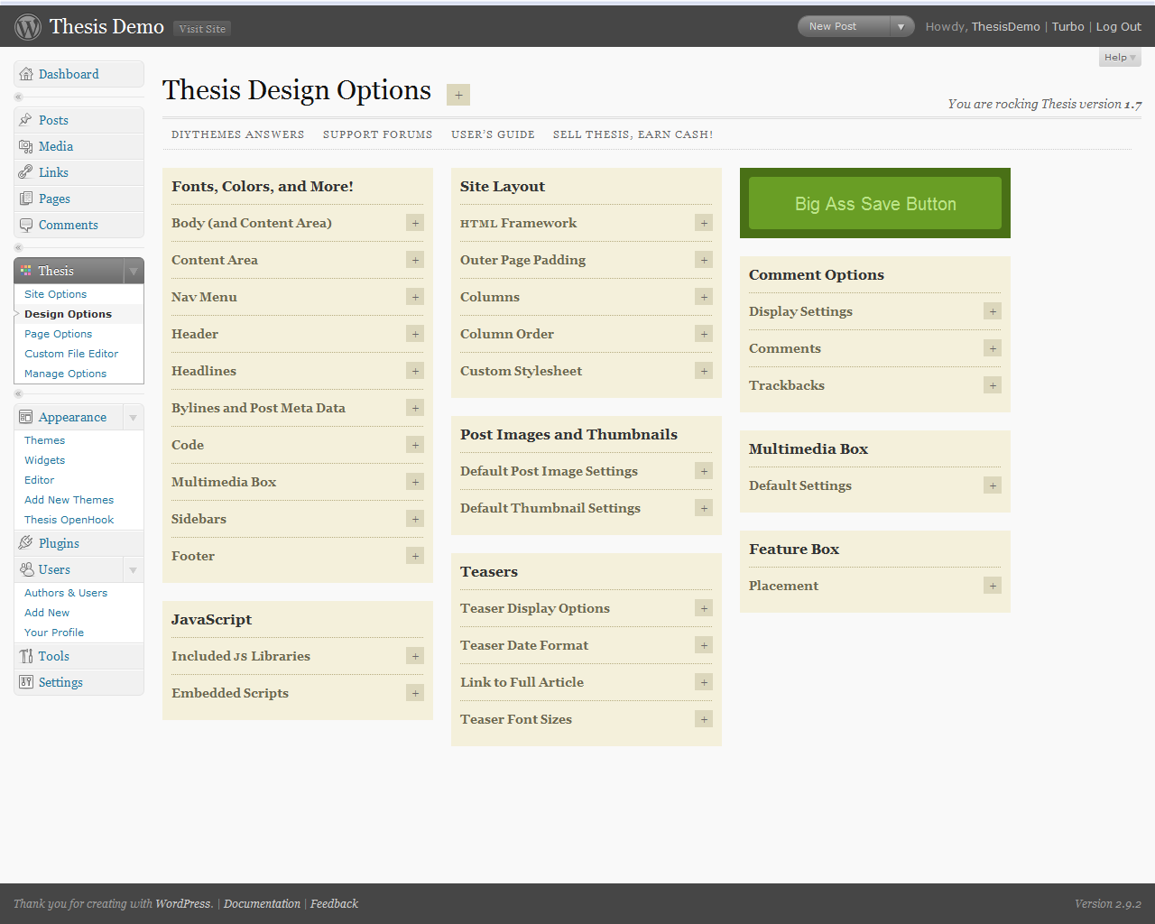 thesis theme support forums Welcome to our support forums  free theme support use this section if you are free theme user helping each other is always appreciated  23,060 posts.