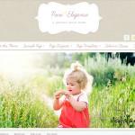StudioPress Pure Elegance Child Theme
