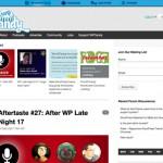 WPCandy website