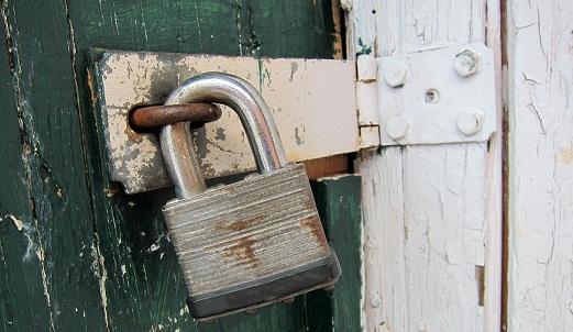 social media account security lock