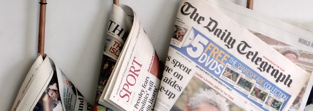 Journalism Image of Newspapers