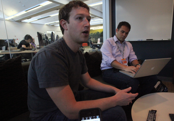 Mark Zuckerberg interviewed by Financial Times, Scobleizer, and Techcrunch   Flickr - Photo Sharing!