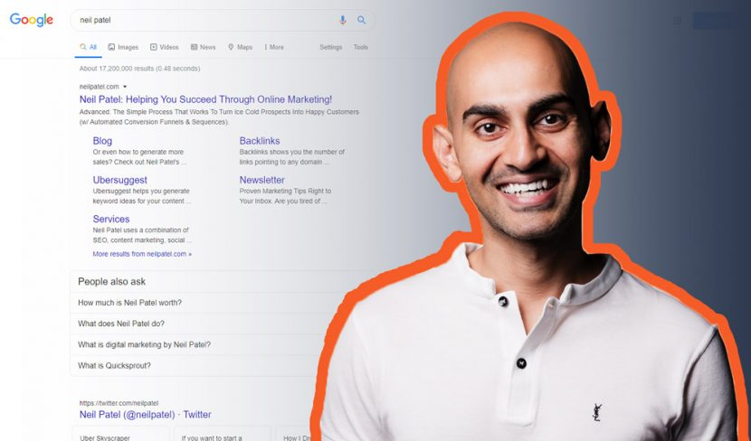 Neil Patel SEO review